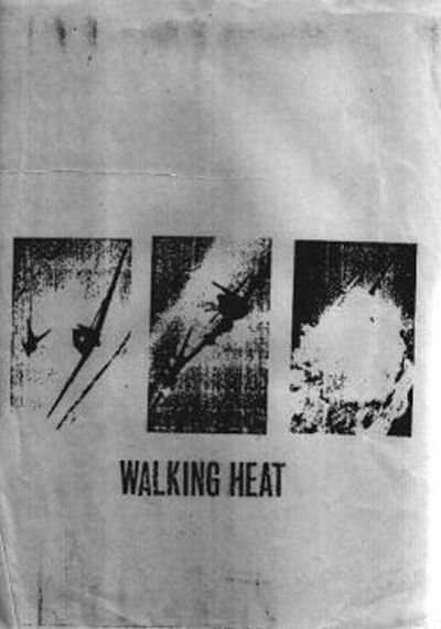 Walking Heat : Ken Hollings and Howard Walmsley at the Melkweg, Amsterdam