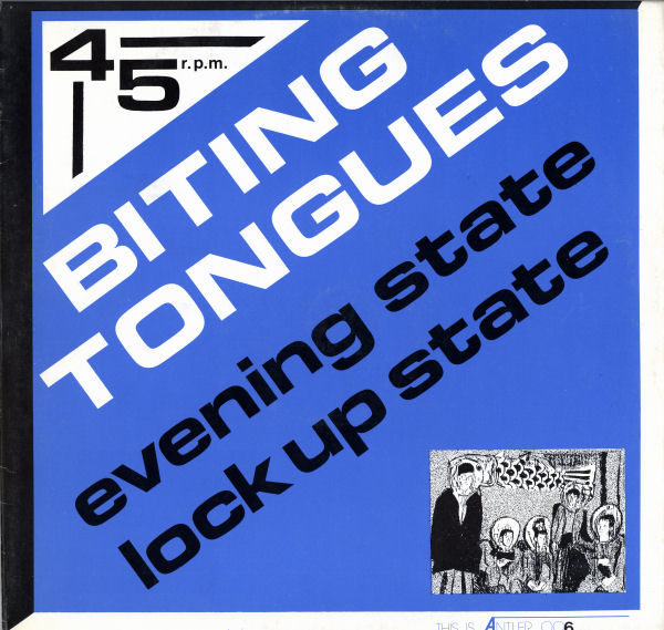 Biting Tongues - Evening State / Lock Up State