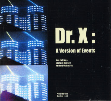 Biting Tongues - Dr. X: A Version of Events